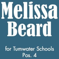 Media – Melissa for Tumwater Schools!